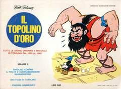 Copertina TOPOLINO D'ORO n.10 - TOPOLINO D'ORO              10, MONDADORI EDITORE