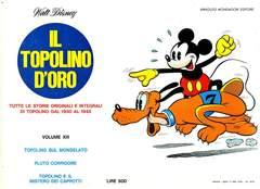 Copertina TOPOLINO D'ORO n.13 - TOPOLINO D'ORO              13, MONDADORI EDITORE