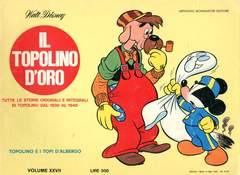 Copertina TOPOLINO D'ORO n.27 - TOPOLINO D'ORO              27, MONDADORI EDITORE