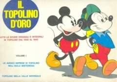 Copertina TOPOLINO D'ORO n.1 - TOPOLINO D'ORO               1, MONDADORI EDITORE