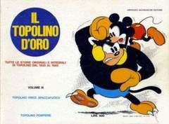 Copertina TOPOLINO D'ORO n.3 - TOPOLINO D'ORO               3, MONDADORI EDITORE