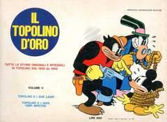 Copertina TOPOLINO D'ORO n.5 - TOPOLINO D'ORO               5, MONDADORI EDITORE