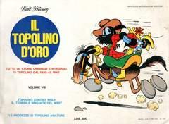 Copertina TOPOLINO D'ORO n.8 - TOPOLINO D'ORO               8, MONDADORI EDITORE