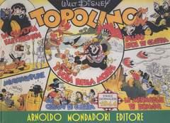 Copertina TOPOLINO STRISCIE GIORNALIERE n.1 - ANNO 1944, MONDADORI EDITORE