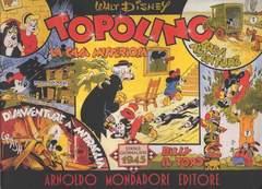 Copertina TOPOLINO STRISCIE GIORNALIERE n.2 - ANNO 1945, MONDADORI EDITORE