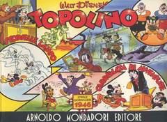 Copertina TOPOLINO STRISCIE GIORNALIERE n.3 - ANNO 1946, MONDADORI EDITORE