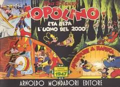 Copertina TOPOLINO STRISCIE GIORNALIERE n.4 - ANNO 1947, MONDADORI EDITORE