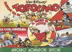 Copertina TOPOLINO STRISCIE GIORNALIERE n.7 - ANNO 1950, MONDADORI EDITORE