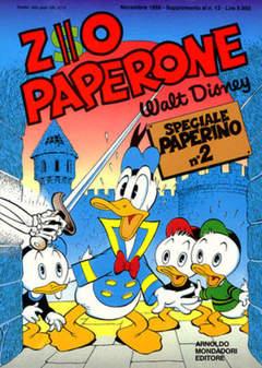 Copertina ZIO PAPERONE SPECIALE PAPERINO n.2 - Speciale Paperino n. 2, MONDADORI EDITORE