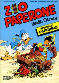 Copertina ZIO PAPERONE SPECIALE PAPERINO n.1 - ZIO PAPERONE SPECIALE PAP    1, MONDADORI EDITORE