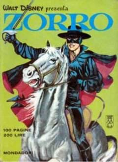 Copertina ZORRO 1966 n.2 - ZORRO 1966                   2, MONDADORI EDITORE