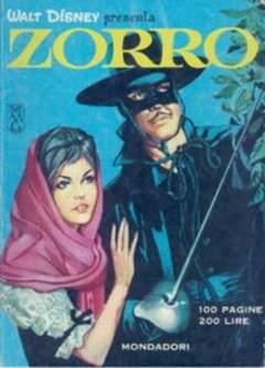 Copertina ZORRO 1966 n.3 - ZORRO 1966                   3, MONDADORI EDITORE