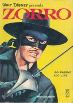 Copertina ZORRO 1966 n.4 - ZORRO 1966                   4, MONDADORI EDITORE