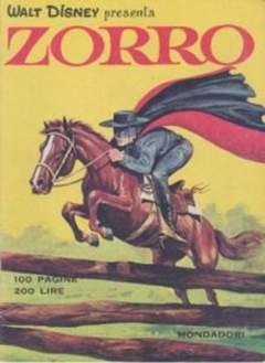 Copertina ZORRO 1968 n.1 - ZORRO 1968                   1, MONDADORI EDITORE