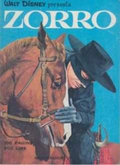 Copertina ZORRO 1968 n.2 - ZORRO 1968                   2, MONDADORI EDITORE