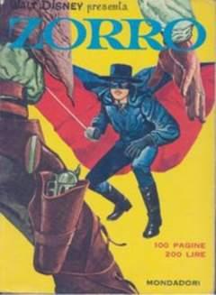 Copertina ZORRO 1969 n.2 - ZORRO 1969                   2, MONDADORI EDITORE