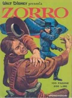 Copertina ZORRO 1969 n.3 - ZORRO 1969                   3, MONDADORI EDITORE