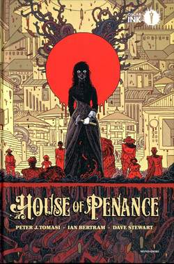Copertina HOUSE OF PENANCE n. - HOUSE OF PENANCE, MONDADORI OSCAR INK