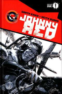 Copertina JOHNNY RED n. - JOHNNY RED, MONDADORI OSCAR INK