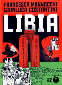 Copertina LIBIA n. - LIBIA, MONDADORI OSCAR INK