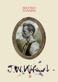 Copertina J.W.WILAND n.2 - BAD, NANNINI EDITORE