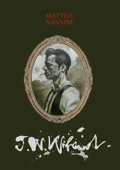 Copertina J.W.WILAND n.1 - LA SIRENA, NANNINI EDITORE
