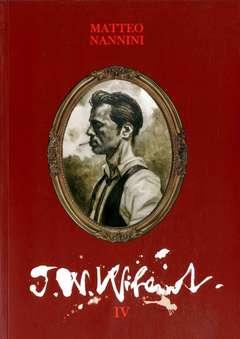 Copertina J.W.WILAND n.4 - UBERMENSCH, NANNINI EDITORE
