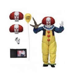Copertina IT 1990 - PENNYWISE n. - IT 1990 - PENNYWISE ULTIMATE VERSION 2 - 17CM, NECA
