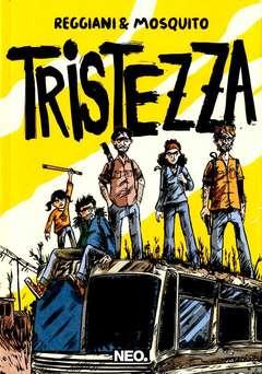 Copertina TRISTEZZA n. - TRISTEZZA, NEO EDIZIONI