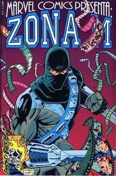 NEWS MARKET - MARVEL COMICS PRESENTA ZONA M