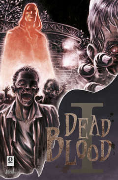 Copertina DEAD BLOOD (m4) n.1 - DEAD BLOOD, NOISE PRESS