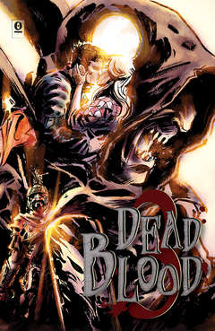 Copertina DEAD BLOOD (m4) n.3 - DEAD BLOOD, NOISE PRESS