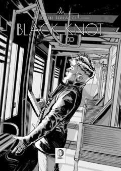 Copertina DEAD BLOOD PRESENTA n.03 - BLACK KNOT, NOISE PRESS