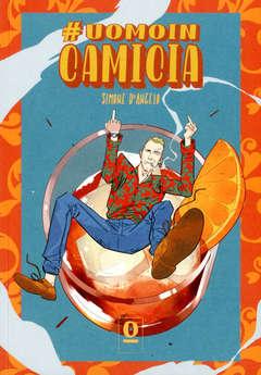Copertina UOMO IN CAMICIA n. - L'UOMO IN CAMICIA, NOISE PRESS