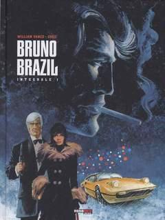 Copertina BRUNO BRAZIL L'INTEGRALE (m3) n.1 - BRUNO BRAZIL L'INTEGRALE, NONA ARTE