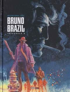 Copertina BRUNO BRAZIL L'INTEGRALE (m3) n.2 - BRUNO BRAZIL - L'INTEGRALE, NONA ARTE
