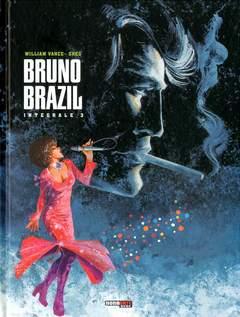 Copertina BRUNO BRAZIL L'INTEGRALE (m3) n.3 - BRUNO BRAZIL - L'INTEGRALE, NONA ARTE