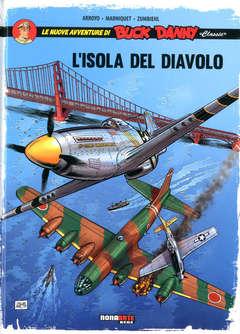 Copertina BUCK DANNY CLASSIC n.4 - L'ISOLA DEL DIAVOLO, NONA ARTE