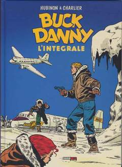 Copertina BUCK DANNY L'INTEGRALE n.3 - 1955-1956, NONA ARTE