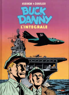 Copertina BUCK DANNY L'INTEGRALE (m14) n.2 - 1953-1955, NONA ARTE