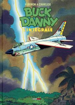 Copertina BUCK DANNY L'INTEGRALE (m14) n.9 - 1970-1979, NONA ARTE