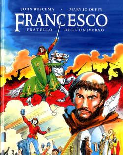 Copertina FRANCESCO n. - FRATELLO DELL'UNIVERSO, NONA ARTE