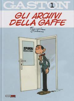 Copertina GASTON n.1 - GLI ARCHIVI DELLA GAFFE, NONA ARTE