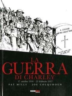 Copertina GUERRA DI CHARLEY n.3 - 17 OTTOBRE 1916 - 21 FEBBRAIO 1917, NONA ARTE