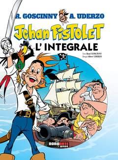 Copertina JEHAN PISTOLET L'INTEGRALE n. - JEHAN PISTOLET L'INTEGRALE, NONA ARTE