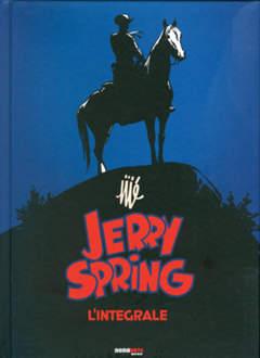 Copertina JERRY SPRING L'INTEGRALE n.1 - 1954-1955, NONA ARTE