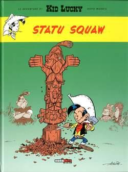 Copertina KID LUCKY n.2 - STATU SQUAW, NONA ARTE