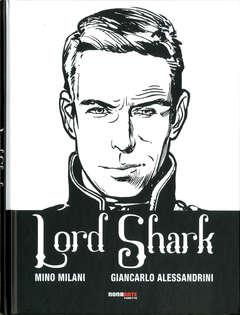 Copertina LORD SHARK n.1 - LORD SHARK, NONA ARTE