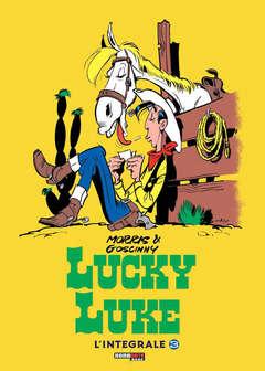 Copertina LUCKY LUKE L'INTEGRALE n.3 - 1952-1956, NONA ARTE