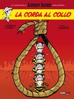 Copertina LUCKY LUKE n.2 - LA CORDA AL COLLO, NONA ARTE